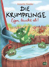 Annette  Roeder - The Krumpflings – Egon Disappears