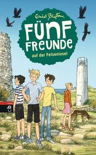 Enid  Blyton - Fünf Freunde auf der Felseninsel