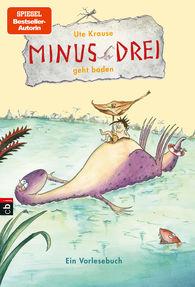 Ute  Krause - Minus Three Goes Swimming