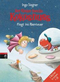 Ingo  Siegner - Der kleine Drache Kokosnuss fliegt ins Abenteuer