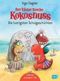Ingo  Siegner - Der kleine Drache Kokosnuss - Die lustigsten Schulgeschichten - Set