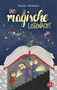 Thomas  Montasser - Die magische Lesenacht