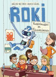 Andreas  Hüging, Angelika  Niestrath - ROKI - Kuddelmuddel im Klassenzimmer