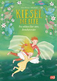 Nina  Blazon - Pebble, the Elf – The Wild Four from Dragon Sea