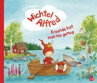 Outi  Kaden - Alfred the Pixie – You Can Never Have Enough Friends