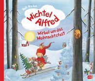 Outi  Kaden - Alfred the Gnome – Much Ado About Christmas
