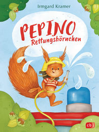 Irmgard  Kramer - Pepino, the Emergency Response Squirrel