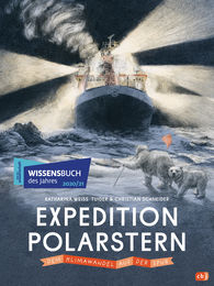 Katharina  Weiss-Tuider - Expedition Pole Star – On the Trail of Climate Change