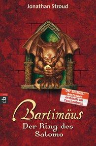 Jonathan  Stroud - Bartimäus - Der Ring des Salomo