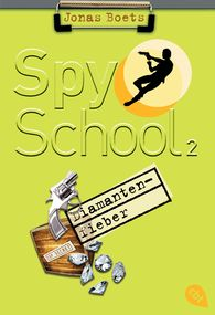 Jonas  Boets - Spy School - Diamantenfieber
