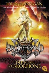 John  Flanagan - Brotherband - Der Klan der Skorpione