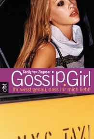 Cecily von Ziegesar - Gossip Girl 2