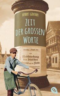 Herbert  Günther - Zeit der großen Worte