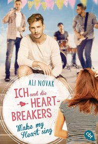 Ali  Novak - Ich und die Heartbreakers - Make my heart sing