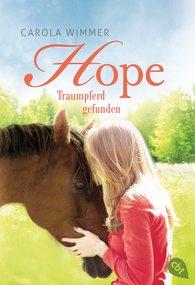 Carola  Wimmer - Hope - Traumpferd gefunden