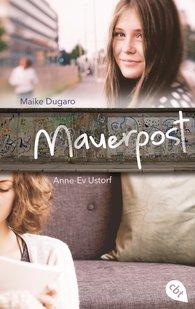 Maike  Dugaro, Anne-Ev  Ustorf - Mauerpost