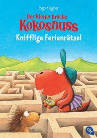 Ingo  Siegner - Der kleine Drache Kokosnuss - Knifflige Ferienrätsel