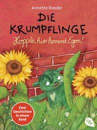 Annette  Roeder - Die Krumpflinge - Hoppla, hier kommt Egon!