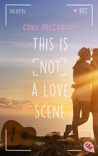 Cori  McCarthy - This is not a love scene