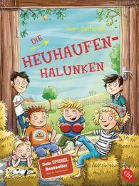 Sven  Gerhardt - Die Heuhaufen-Halunken