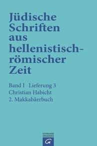Christian  Habicht - 2.  Makkabäerbuch