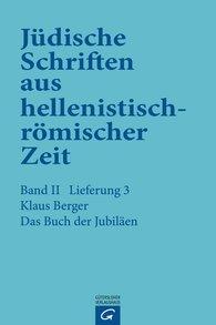 Klaus  Berger - Das Buch der Jubiläen