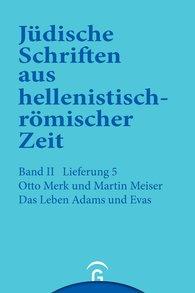 Otto  Merk, Martin  Meiser - Das Leben Adams und Evas