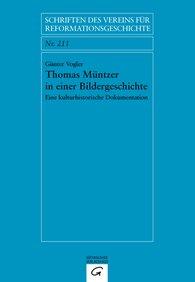 Günter  Vogler - Thomas Müntzer in einer Bildergeschichte