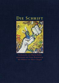Martin  Buber - Die Schrift