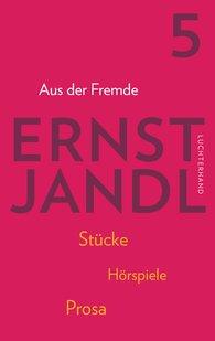 Ernst  Jandl, Klaus  Siblewski  (Hrsg.) - Aus der Fremde