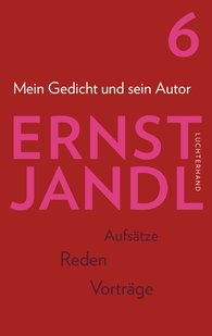 Ernst  Jandl, Klaus  Siblewski  (Hrsg.) - Mein Gedicht und sein Autor