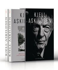 Kjell  Askildsen - Das Gesamtwerk - 2 Bände mit Begleitbuch im Schmuckschuber