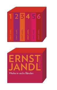 Ernst  Jandl, Klaus  Siblewski  (Hrsg.) - Werke in sechs Bänden (Kassette)