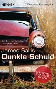James  Sallis - Dunkle Schuld