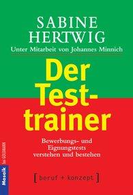 Sabine  Hertwig - Der Testtrainer