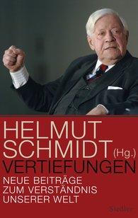 Helmut  Schmidt  (Hrsg.) - Vertiefungen