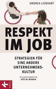 Andrea  Lienhart - Respekt im Job