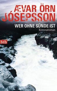 Ævar Örn  Jósepsson - Wer ohne Sünde ist