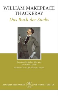 William Makepeace  Thackeray - Das Buch der Snobs