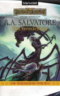 R.A.  Salvatore - Die vergessenen Welten 07