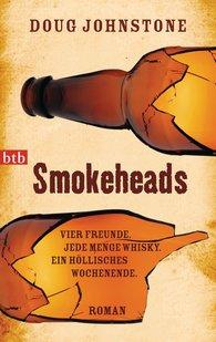 Doug  Johnstone - Smokeheads