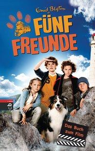 Enid  Blyton - Fünf Freunde - Das Buch zum Film