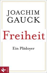 Joachim  Gauck - Freiheit