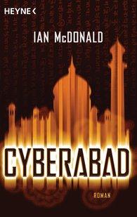 Ian  McDonald - Cyberabad