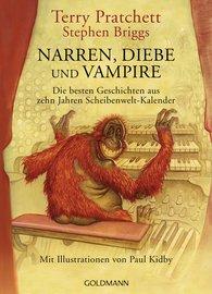 Terry  Pratchett - Narren, Diebe und Vampire
