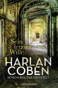 Harlan  Coben - Sein letzter Wille - Myron Bolitar ermittelt