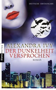 Alexandra  Ivy - Der Dunkelheit versprochen