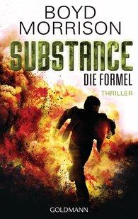 Boyd  Morrison - Substance - Die Formel