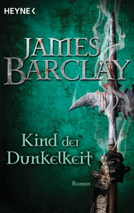 James  Barclay - Kind der Dunkelheit