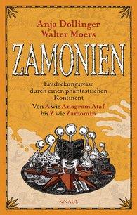 Walter  Moers, Anja  Dollinger - Zamonien